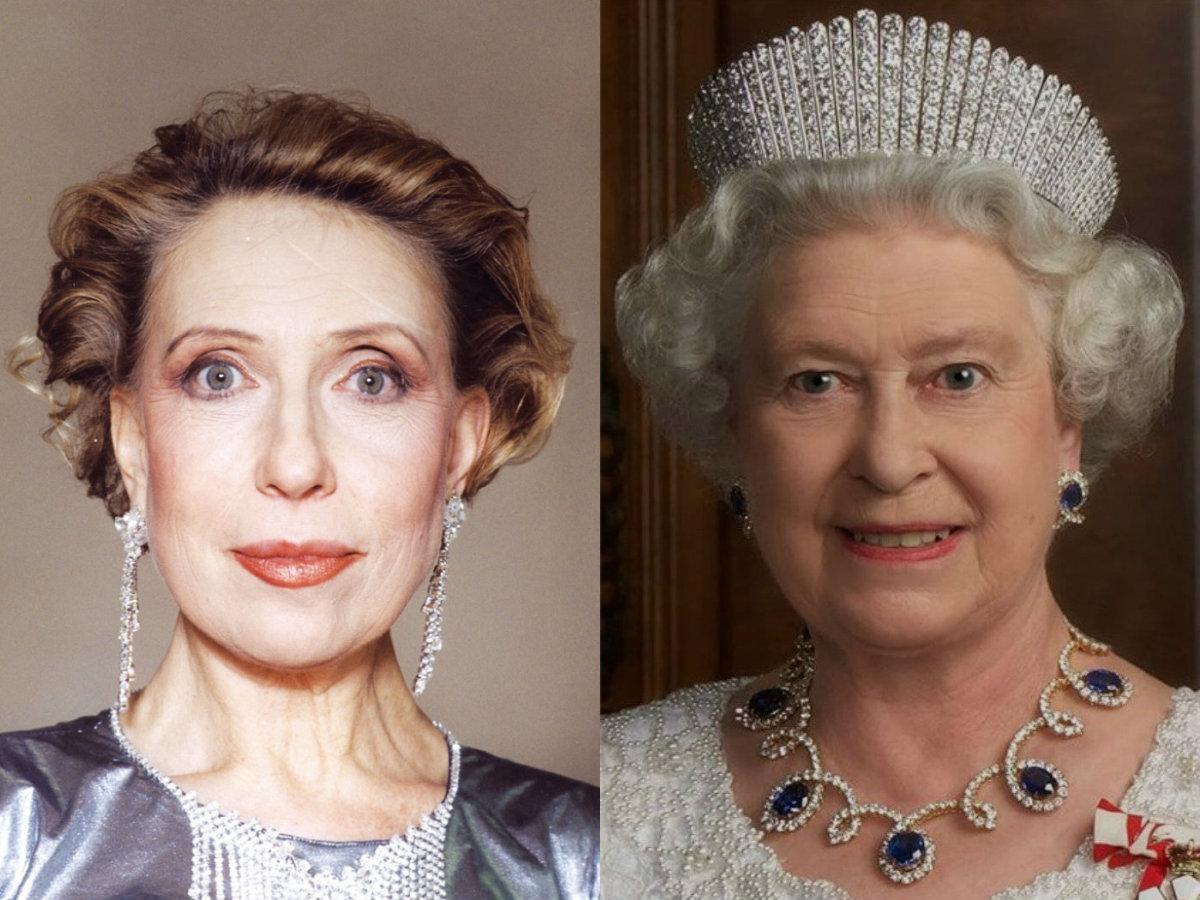 Инна Чурикова станет английской королевой