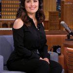 Сальма Хайек подозревала мужа в измене с репетитором по английскому