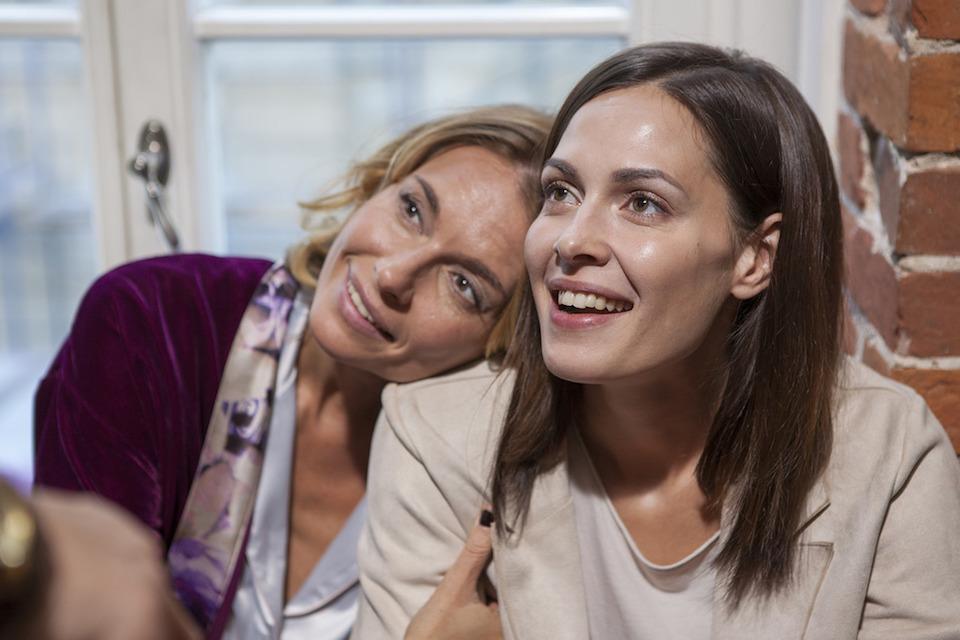 Любовь Толкалина покажет женскую дружбу