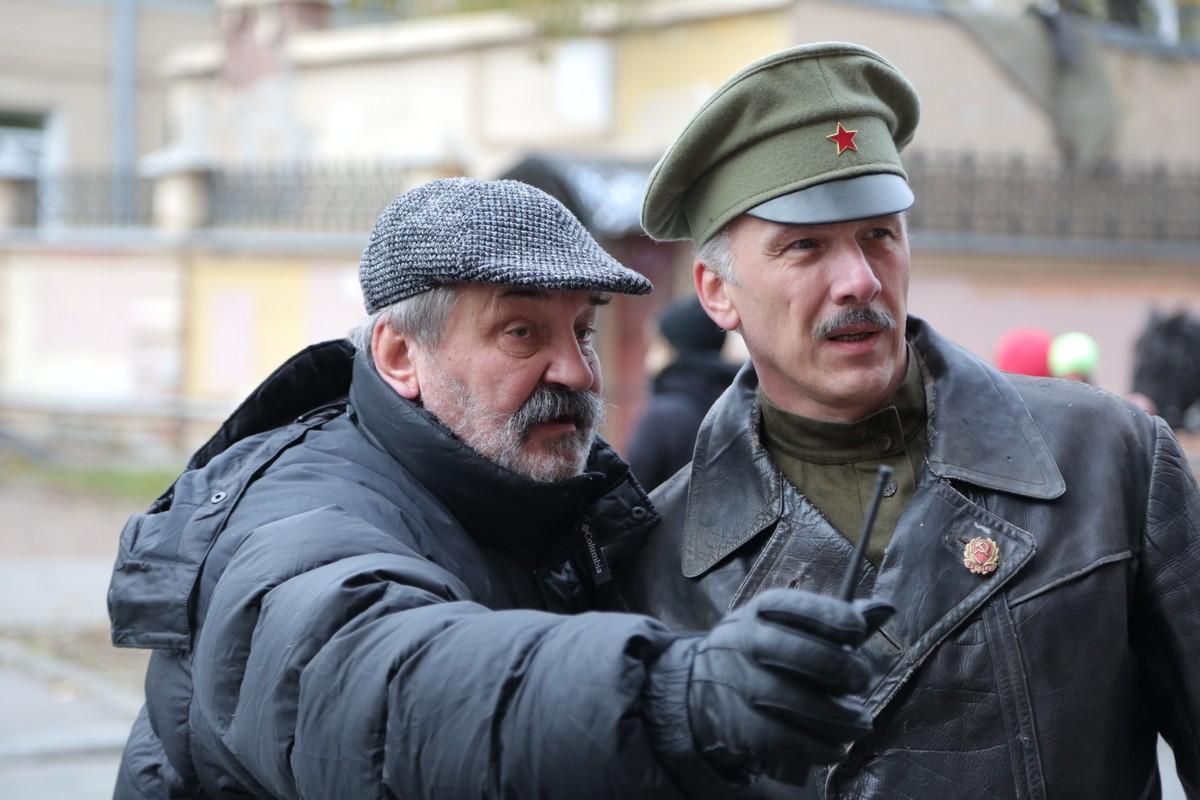Константин Худяков ответил на критику сериала «Хождение по мукам»