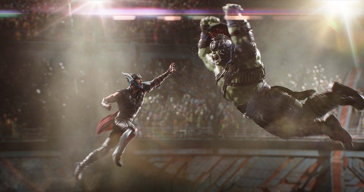 Молот за 300, или Почему «Тор: Рагнарёк» на самом деле мало отличается от других фильмов Marvel?