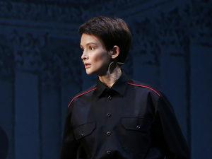 Паулина Андреева постриглась ради роли