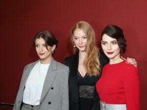 Юлия Снигирь, Аня Чиповская и Светлана Ходченкова пережили революцию
