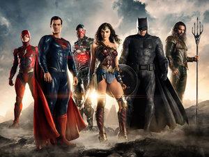 «Лига справедливости»: Бэтмен не против Супермена