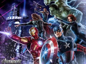 В Москве открылась выставка Marvel «Мстители. Секретная база»