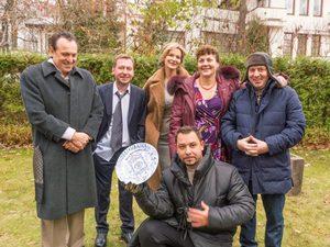 Герои комедии «Ивановы-Ивановы» снова на съемочной площадке
