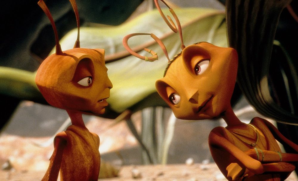 10 мультфильмов о насекомых, которые не глупее нас